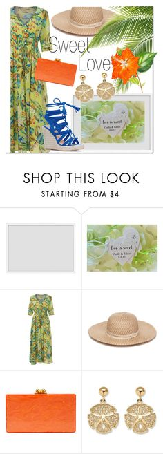 """""""Sweet Love"""" by omearascottagecharm on Polyvore featuring By Lassen, Reception, Collection XIIX, Edie Parker and Palm Beach Jewelry"""