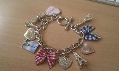 Love this charm bracelet! <3