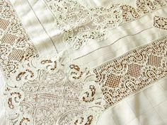 ebay lace normandy bedspread