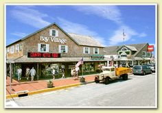 Bay Village Shops - Beach Haven, NJ on Long Beach Island. Summer memories!