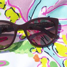 Sunshine and stardust #vogue #vogueeyewear #eyewear #style