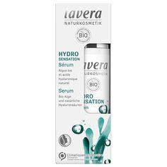 Sérum Hydro Sensation Bio & Vegan LAVERA Fragrance Parfum, Personal Care, Vegan, Products, Natural Treatments, Self Care, Personal Hygiene, Vegans, Gadget