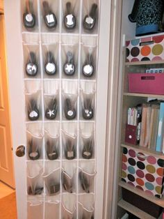 Small Space Craft Closet by courtney8818 - Cards and Paper Crafts at Splitcoaststampers