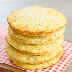 Cauliflower Bread Buns | Kirbie's Cravings | A San Diego food