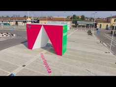 Timelapse art #quartaporta - YouTube