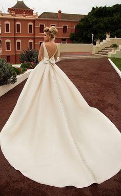 Свадебное платье Naviblue Bridal LUARA-17018 ▶ Свадебный Торговый Центр Вега в Москве