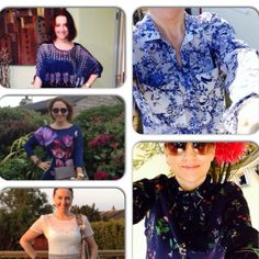 Tops & Blouses 💐💐💐 by Linda Bright Flowers, Personal Taste, 18th, February, Blouses, Tees, Women, Style, Fashion