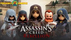 Assassin's Creed: Rebellion Watcha Playin'? First Gameplay Action Game