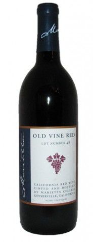 Marietta Cellars Old Vine Red. This is a staple in my house. Stocked at all times.