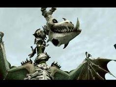 Como Entrenar A Tu Dragón - La Leyenda Del Rompe-huesos