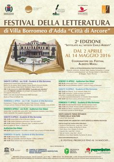 Un evento di eccezionale portata, unico nel suo genere e il più GRANDE della Provincia di Monza e Brianza.