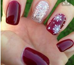 . Beauty & Personal Care - Makeup - Nails - Nail Art - winter nails colors - http://amzn.to/2lojz72