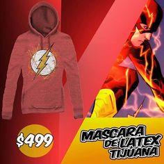 "@mascaradelatex_tijuana's photo: ""#Flash hoodie mujer  Disponible en tienda"""