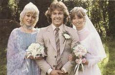 1979 - Brian and Gail Tilsley's Wedding. Gail's best friends Suzie Birchall was bridesmaid.
