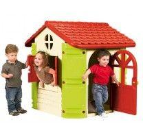 casita feber house en el país de los juguetes