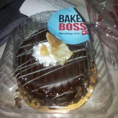 Mousse de chocolate Cake Boss