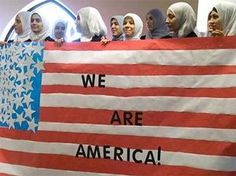 America is about unity in diversity-- let's respect our Muslim brothers and sisters