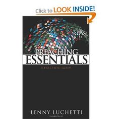 Every young pastor who will be doing any kind of preaching on a regular basis needs to read this book.