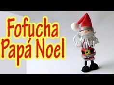 Manualidades para Navidad : una fofucha Papa Noel con explicacion paso a paso . Santa Claus. Sigueme : Sitio web : http://manualidadesparatodos.net YouTube :...