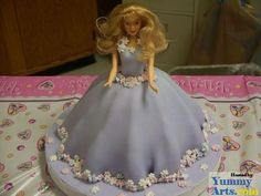 barbie cakes - Google Search