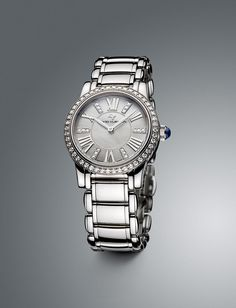 David Yurman Classic 30mm Quartz with Diamond Bezel, $5800