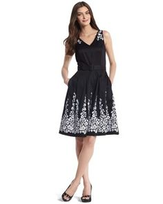 Great fit for hourglass figures, comfy for running around with kids, Pockets and use code 12151 for 10% off.