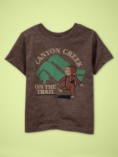 Curious George T