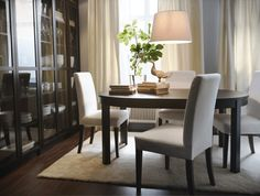 round dining table for 6 ikea - Google Search