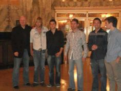Celtic Thunder lads