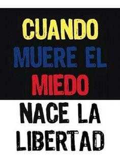Venezuela lucha!!!