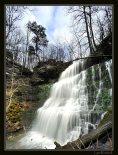 Capturing Lifes Flavor at Machine Falls, Short Springs Natural Area | by lynn roebuck photography