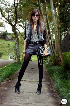 Flávia Desgranges - Fashion Coolture blog ♥ Brazil