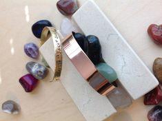 Message Bracelet  Custom Bracelet  by BlueCornerCreasigns on Etsy