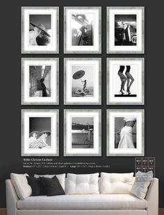 2 Mirror Art, Mirrors, Grey Walls, Wall Art Decor, Gallery Wall, Spaces, Living Room, Frame, Interior