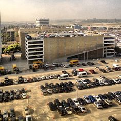 Room with a view of LAX - Raphael Love Social Media Mentor and Speaker Parking Lot, Buildings, Houses, Social Media, Spaces, Nice, Room, Collection, Homes