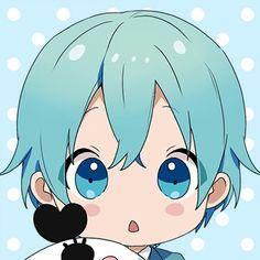 ころん Neko, Fire Emblem, Anime Blue Hair, Cute Art Styles, Anime Child, Kawaii Chibi, Bendy And The Ink Machine, Cute Icons, Blue Aesthetic