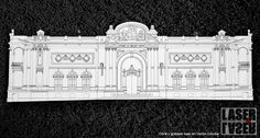 grabado laser couche Cnc Router, Cl, Taj Mahal, Building, Travel, Cnc Milling Machine, Viajes, Buildings, Destinations