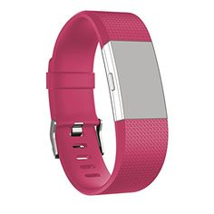 CreateGreat Classic Replacement Band for Fitbit Charge 2…