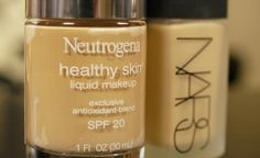 """NARS Sheer Glow This foundation by NARS has been known for giving the most amazing dewy finish to the skin. It goes on smoothly, doesn't feel heavy, and covers fairly well. It comes in 12 different shades (my color is """"Barcelona"""" and I am currently medium warm skin). The only downside to it is [...]"""