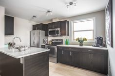 Velocity in Harbour Landing is a new condo community located in Regina's beautiful Harbour Landing New Condo, Maui, How To Plan, Kitchen, Home, Cuisine, House, Ad Home, Home Kitchens
