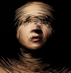 Perpetual uncertainty - Generative portrait www.sergioalbiac.com facebook