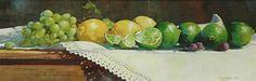 Lemonade  - Cindy Baron - watercolor