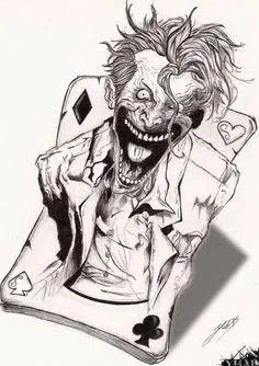The joker by yhali Le Joker Batman, Joker Art, Joker And Harley Quinn, Joker Images, Joker Pics, Joker Drawings, Dark Art Drawings, Comic Kunst, Comic Art