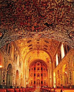Gorgeous Cathedral at Santo Domingo, Dominca | Incredible Pictures