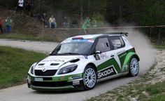 Kopecký's European Rally Car Guide, Off Road Racing, Skoda Fabia, Performance Cars, Rally Car, Hui, Croatia, Race Cars, Champion