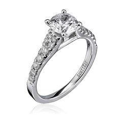 151d76c99 The 19 karat white gold and diamond