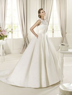 Suknia Ślubna Pronovias Dalia