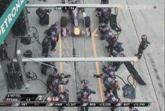 Ver Cómo las paradas en boxes de la F1 pueden salvar las vidas de recién nacidos