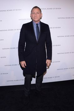 Daniel Craig at the National Board of Review Awards in New York