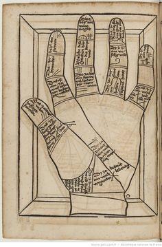 Titre :  Die Kunst Ciromantia  Auteur :  Hartlieb, Johann  Éditeur :  Jörg Schapf (Augsburg)  Date d'édition :  1490-1495  XYLO-41  Folio 292v